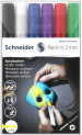 Schneider Paint-It 310 Acrylic Markers - 2mm - Set 1 (Pack of 6)