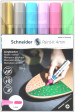 Schneider Paint-It 320 Acrylic Markers - 4mm - Set 2 (Pack of 6)