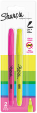 Sharpie Accent Pocket Highlighter - Yellow & Pink (Pack of 2)
