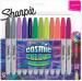 Sharpie Fine Marker Pens - Cosmic Colours (Pack of 12)
