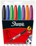 Sharpie Fine Marker Pen - Assorted Colours (Pack of 8)
