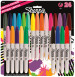 Sharpie Fine Marker Pen - Assorted Colours (Pack of 24)