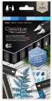Spectrum Noir Classique Markers - Blues (Pack Of 6)