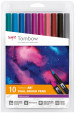 Tombow ABT Dual Brush Pens - Galaxy Colours (Pack 10)