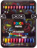 Uni-Ball KPA-100 POSCA Pastels - Assorted Colours (Pack of 24)