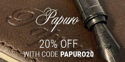 Papuro Leather Journals