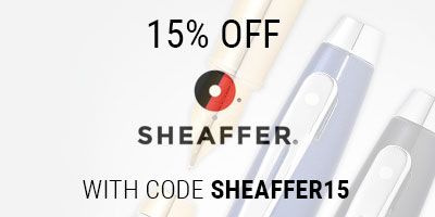 15% Off Sheaffer