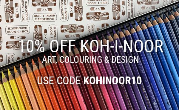 10% Off Koh-I-Noor