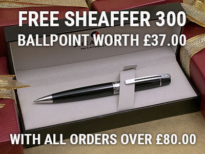 Free sheaffer 300 ballpoint