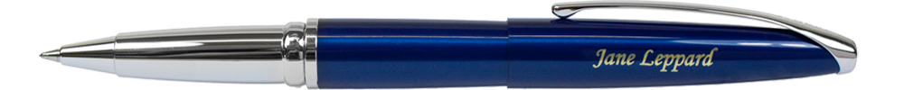 Cross ATX Engraved Rollerball Pen