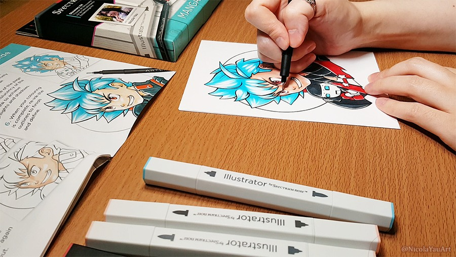 Manga Demonstration 9
