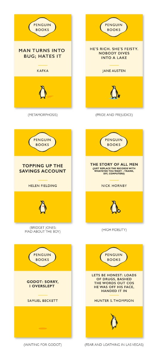 Funny Book Titles - Humour